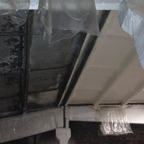 4. Теплоизоляция подвала овощехранилища, пенополиуретаном (ППУ). плотностью 40кг/м3