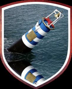 Гидроизоляция портовых сооружения: причалы, буи, палубы судов.